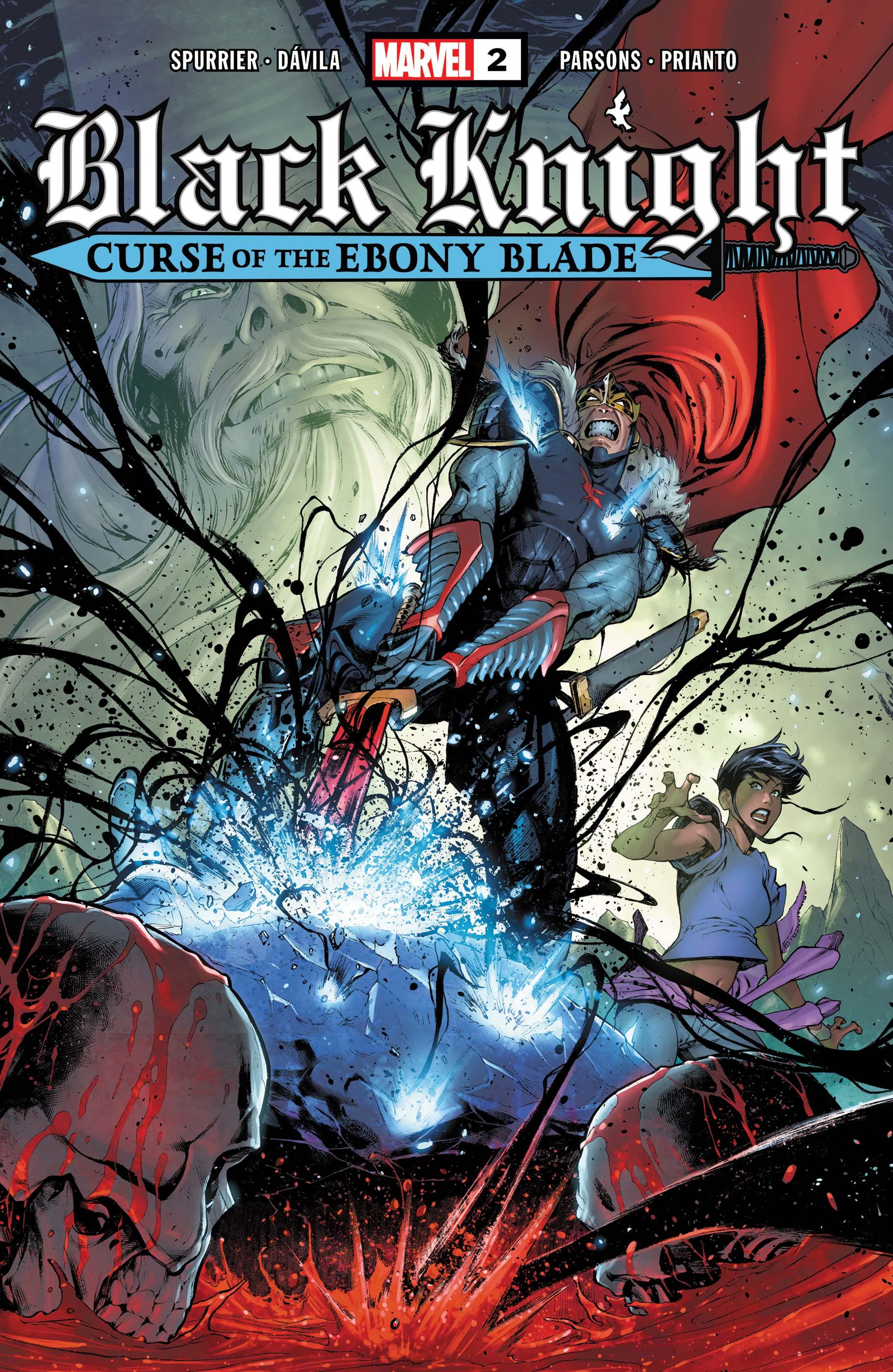 Black Knight: Curse of the Ebony Blade (2021) #2