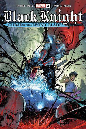 Black Knight: Curse of the Ebony Blade #2