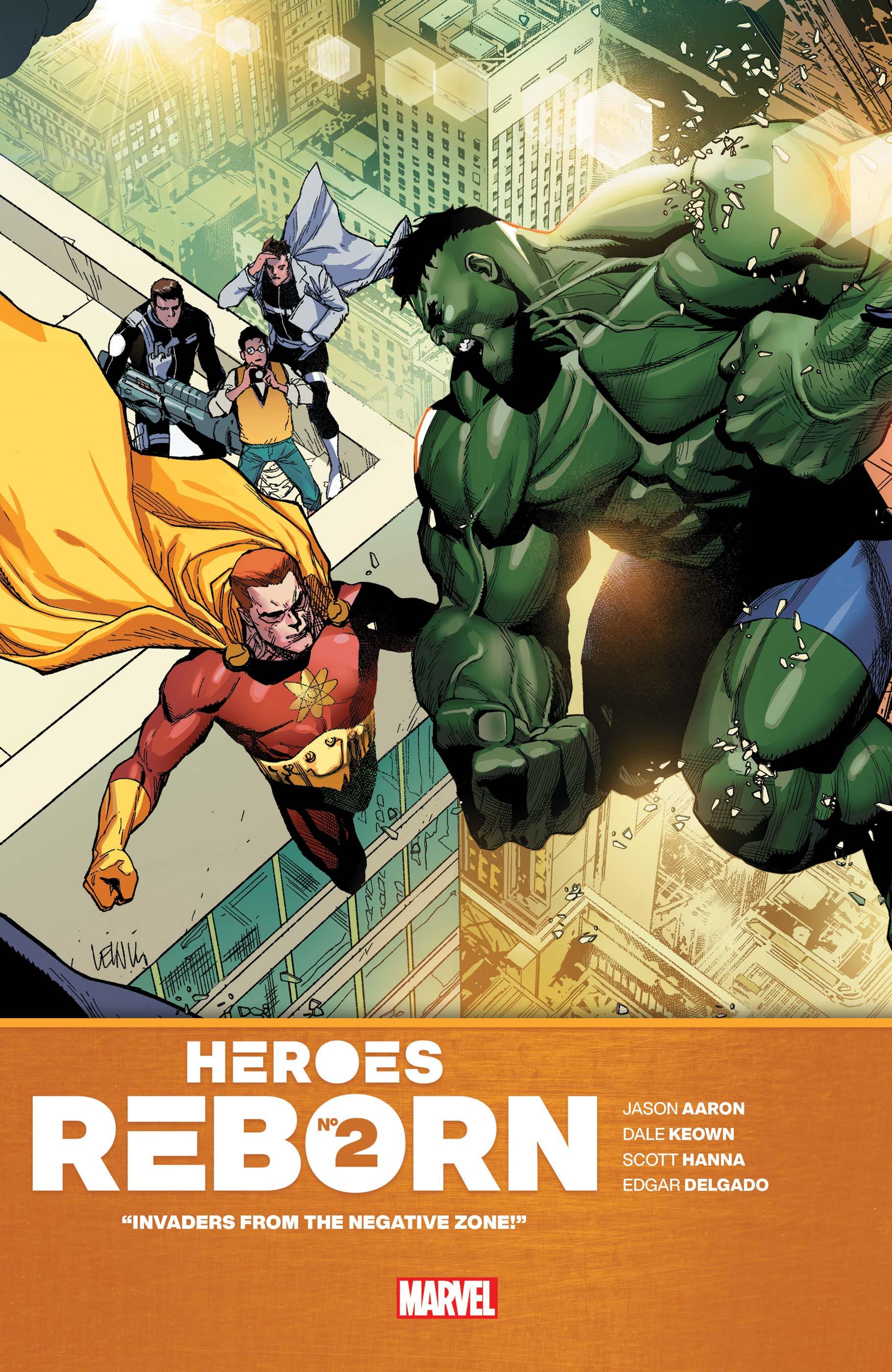 Heroes Reborn (2021) #2