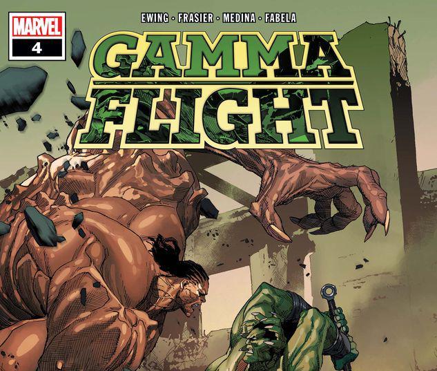 Gamma Flight #4