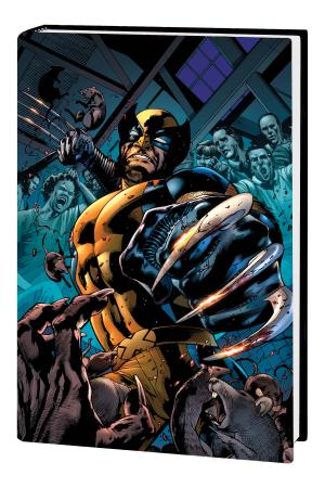 Wolverine: The Best There Is - Contagion Premiere HC (Hardcover)