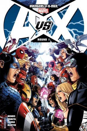 Avengers Vs. X-Men (2012) #1