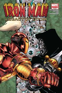 Iron Man: Legacy of Doom (2008) #4