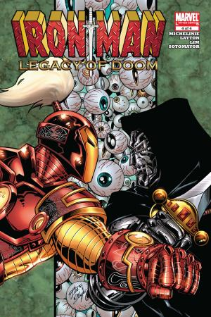 Iron Man: Legacy of Doom #4