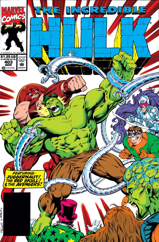 Incredible Hulk (1962) #403