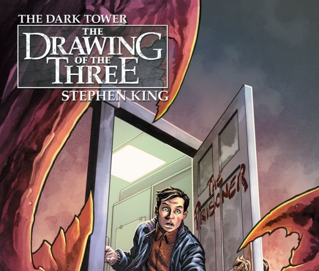 DARK TOWER: THE DRAWING OF THE THREE - HOUSE OF CARDS 1 MCKONE VARIANT