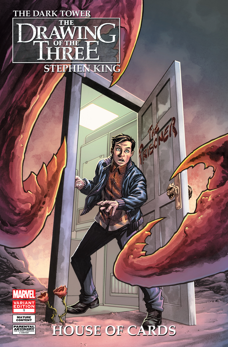Dark Tower: The Drawing of the Three - House of Cards (2015) #1 (Mckone Variant)