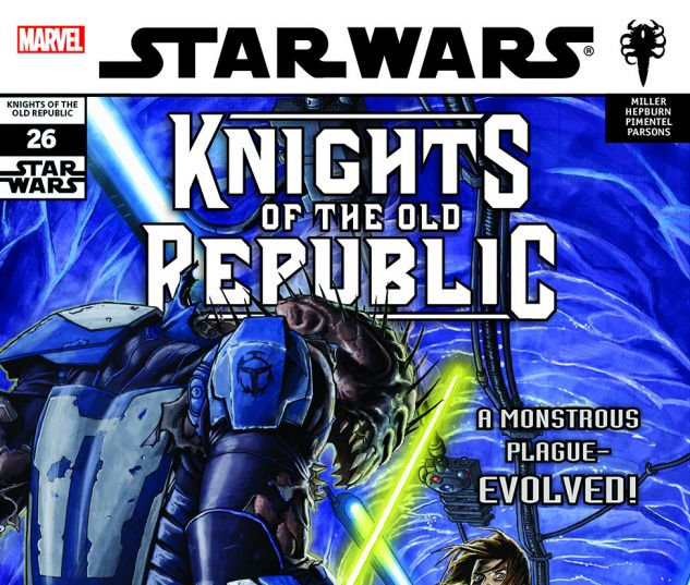 Star Wars: Knights Of The Old Republic (2006) #26