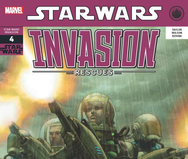 Star Wars: Invasion - Rescues (2010) #4