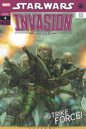 Star Wars: Invasion - Rescues #4