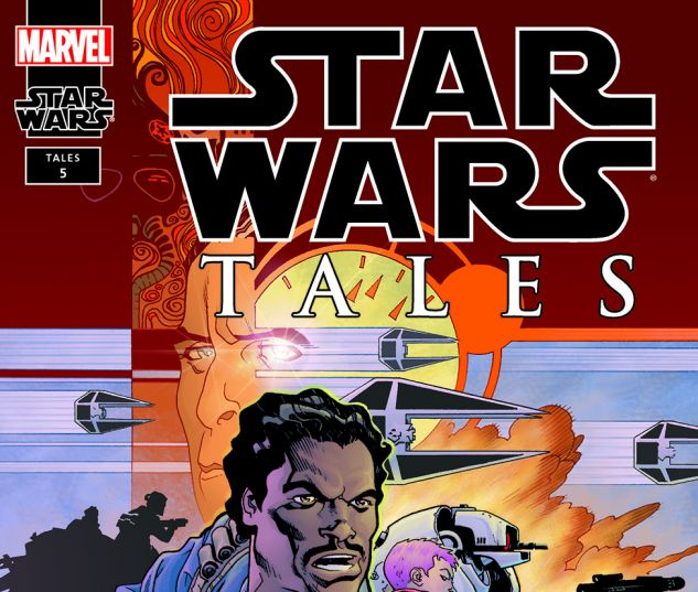 Star Wars Tales (1999) #5