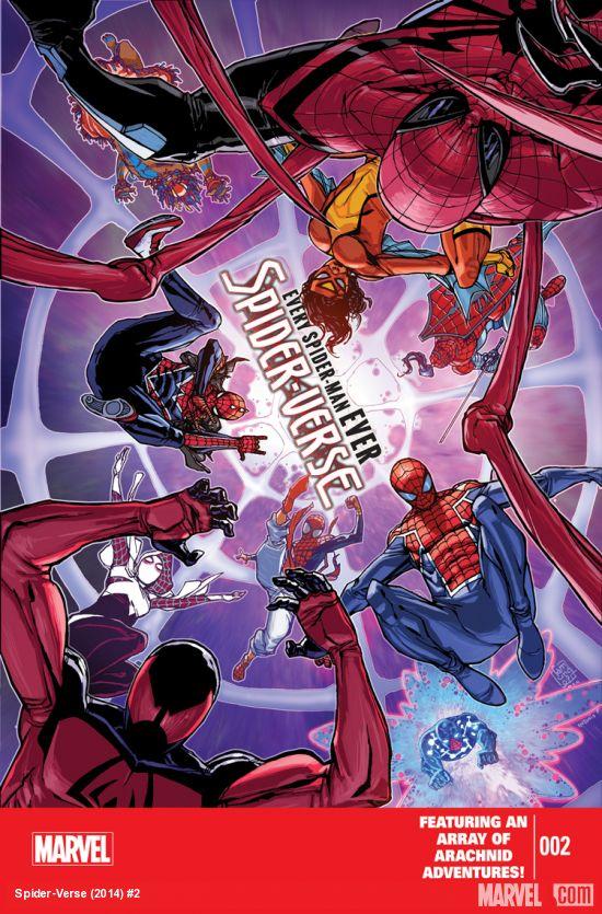 Spider-Verse (2014) #2