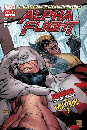 Alpha Flight (2011) #7