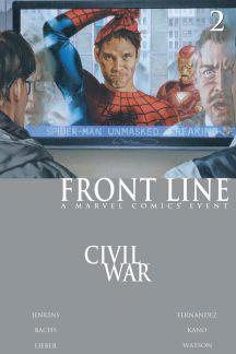 Civil War: Front Line (2006) #2