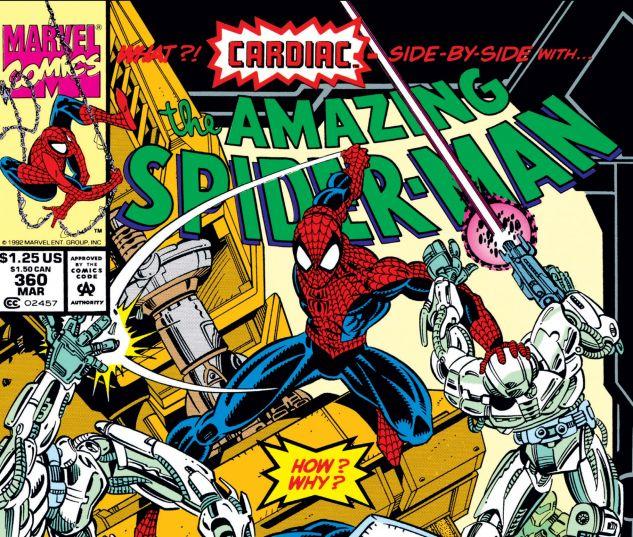Amazing Spider-Man (1963) #360