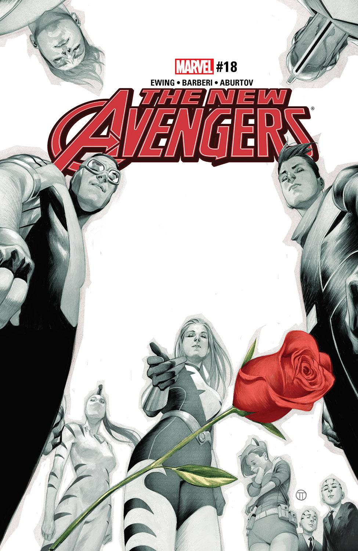 New Avengers (2015) #18