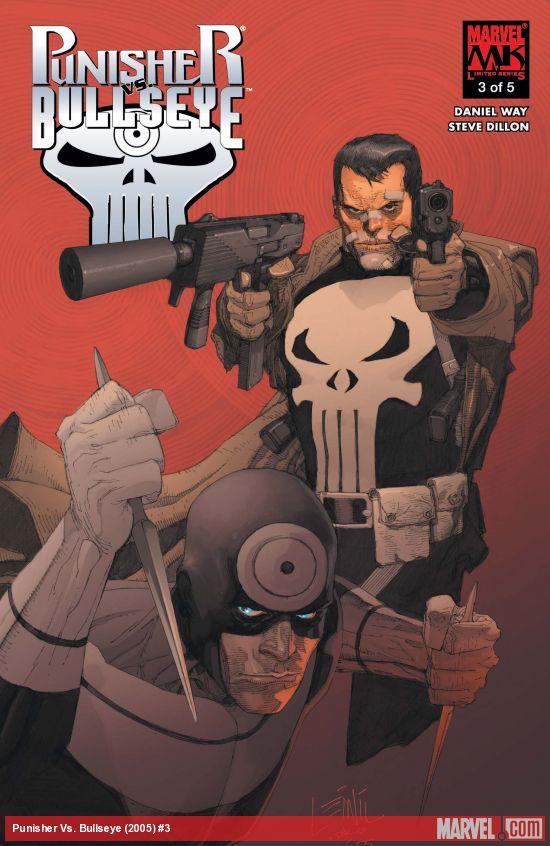Punisher Vs. Bullseye (2005) #3