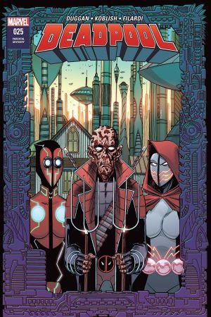 Deadpool (2015) #25