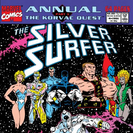 Silver Surfer Annual (1988)