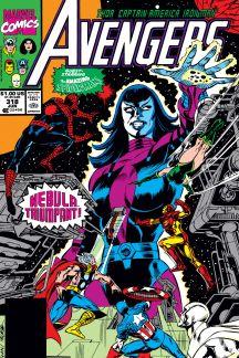 Avengers (1963) #318