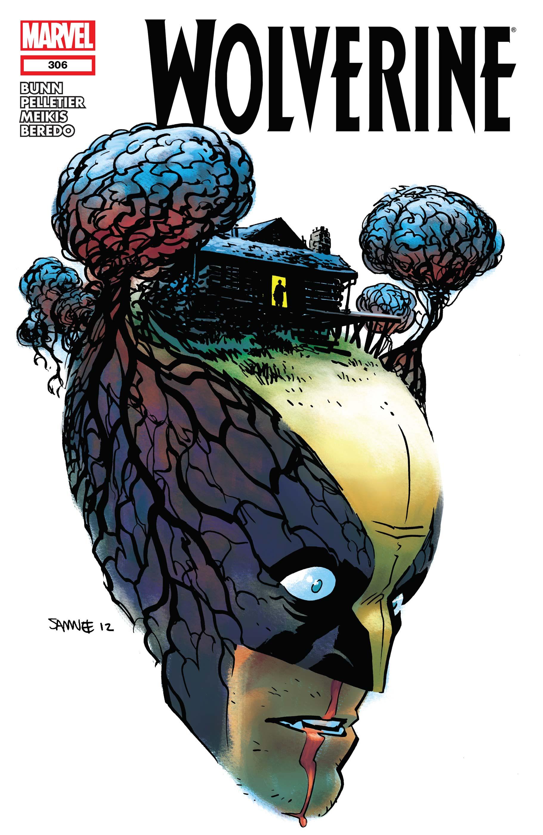 Wolverine (2010) #306