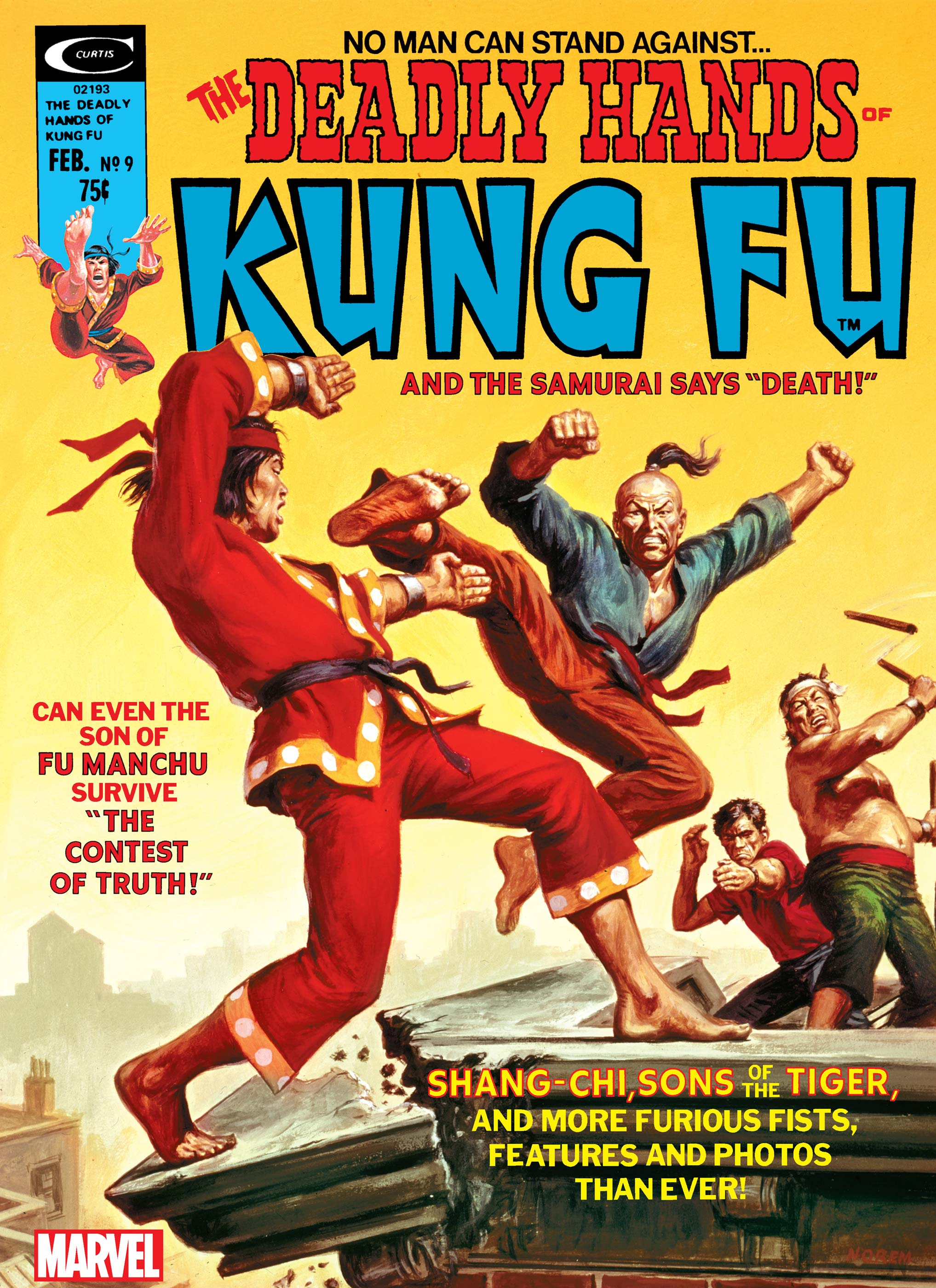 Deadly Hands of Kung Fu (1974) #9