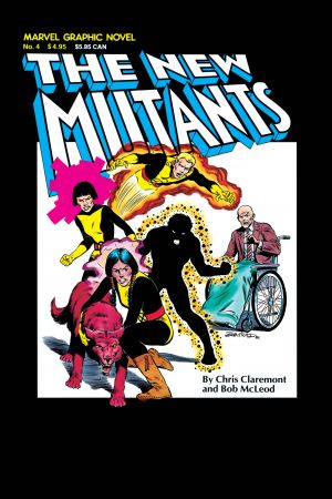 The New Mutants Marvel Graphic Novel #0