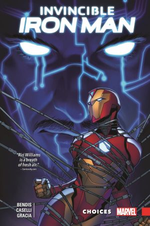 Invincible Iron Man: Ironheart Vol. 2 - Choices (Hardcover)