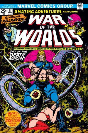 Amazing Adventures (1970) #27