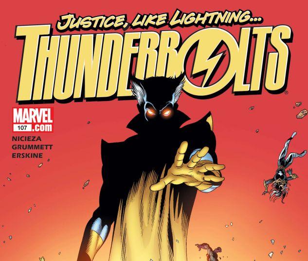 THUNDERBOLTS (2006) #107
