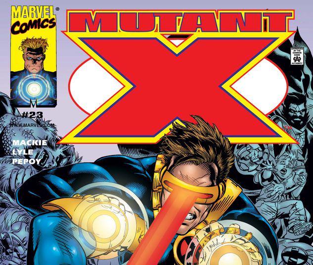 Mutant X #23