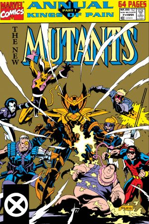 New Mutants Annual (1984) #7