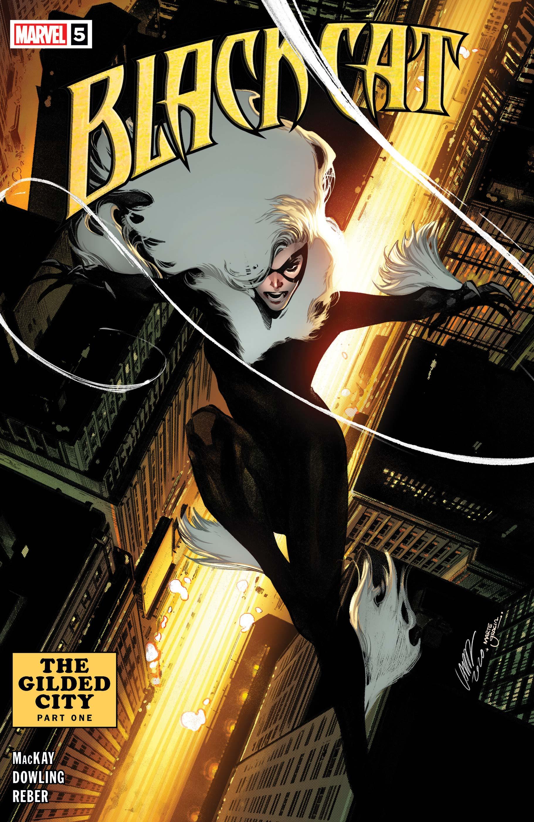 Black Cat (2020) #5