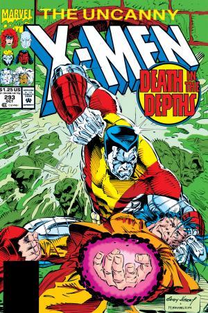 Uncanny X-Men (1963) #293