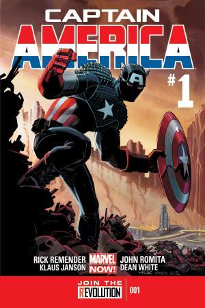 Captain America (2012) #1