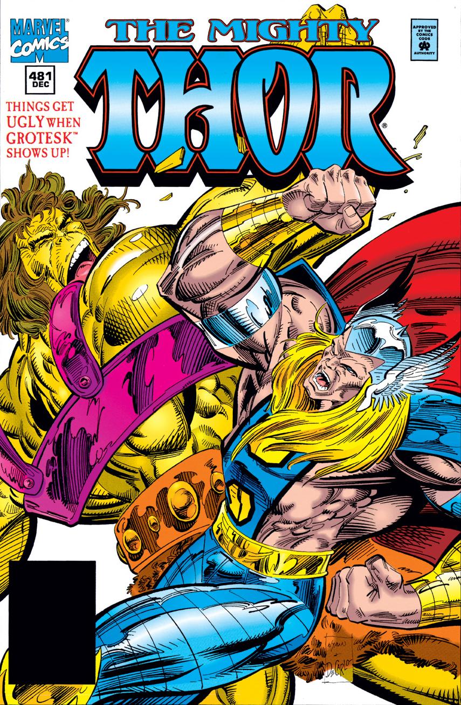 Thor (1966) #481