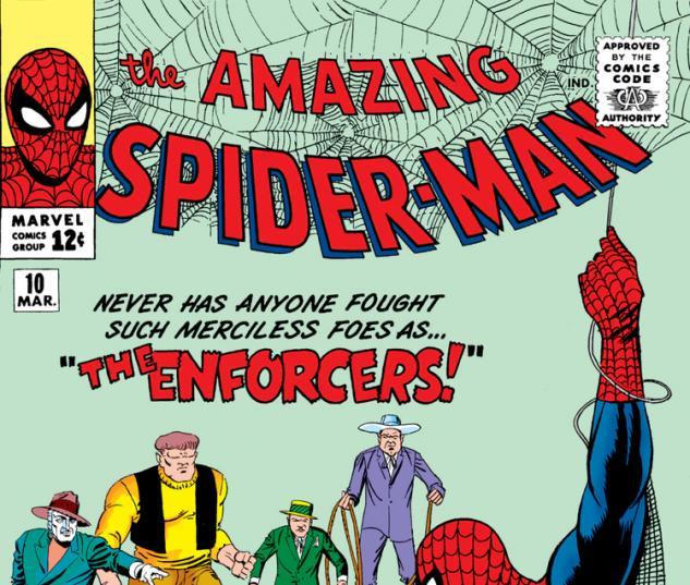 Amazing Spider-Man (1963) #10