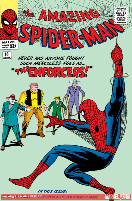 The Amazing Spider-Man (1963) #10