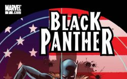 Black Panther (2008) #7