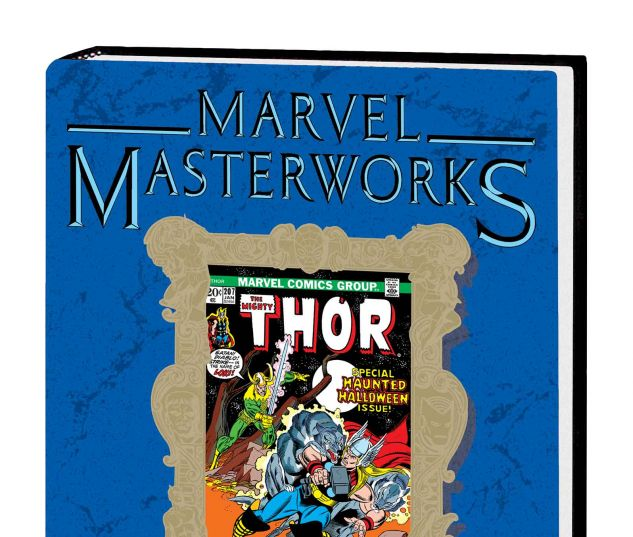 MARVEL MASTERWORKS: THE MIGHTY THOR VOL. 12 HC VARIANT (DM ONLY)