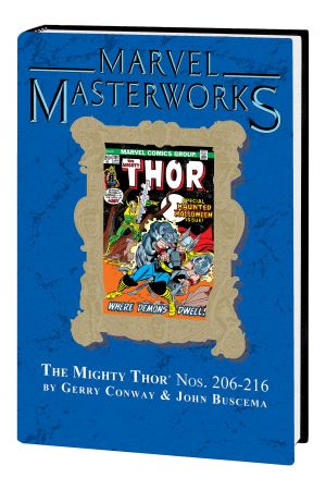MARVEL MASTERWORKS: THE MIGHTY THOR VOL. 12 HC VARIANT (DM ONLY) (Hardcover)