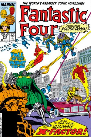 Fantastic Four #312