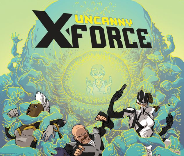 UNCANNY X-FORCE 15 (WITH DIGITAL CODE)