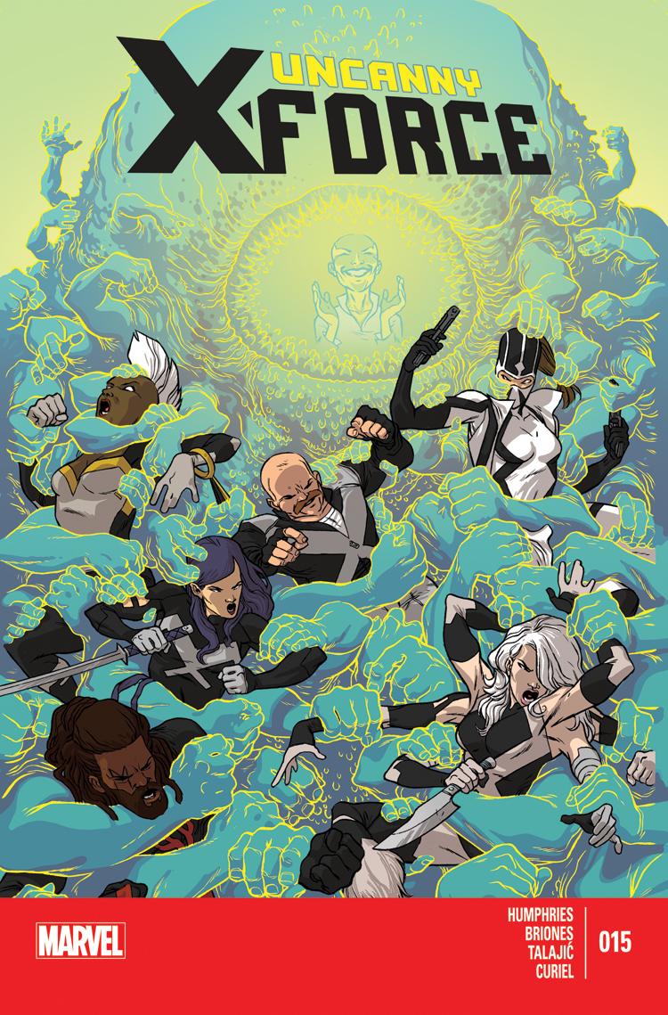 Uncanny X-Force (2013) #15