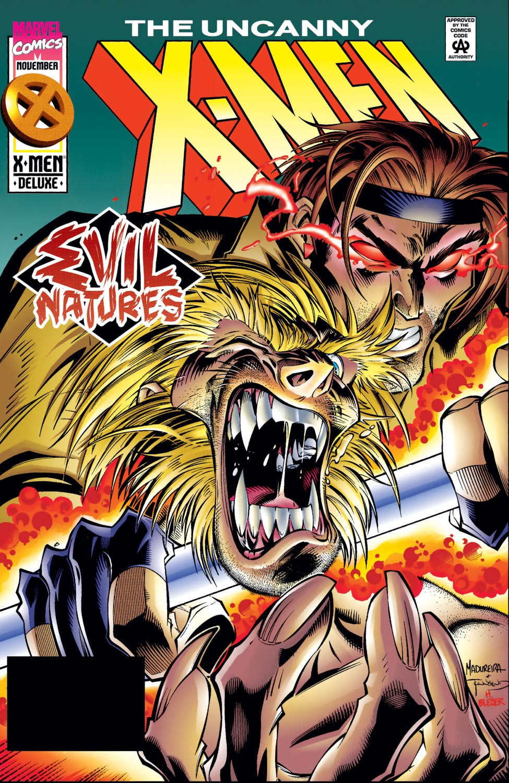 Uncanny X-Men (1963) #326