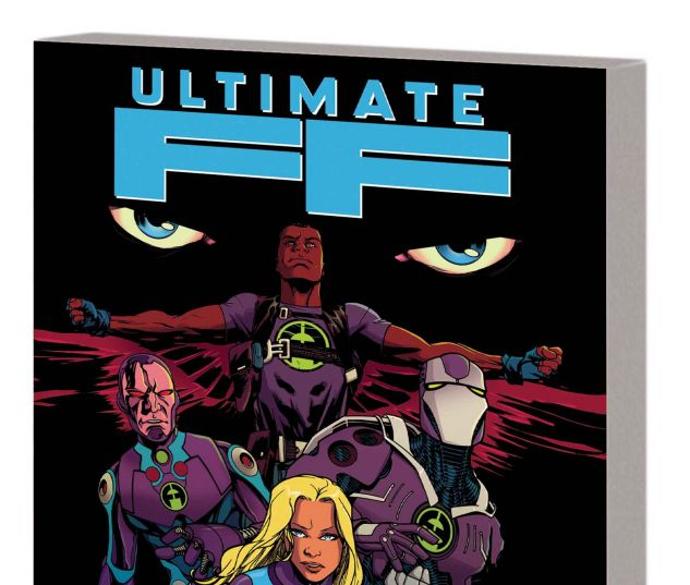 ULTIMATE FF: STRANGEST EVER TPB