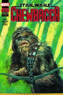 Star Wars: Chewbacca #1