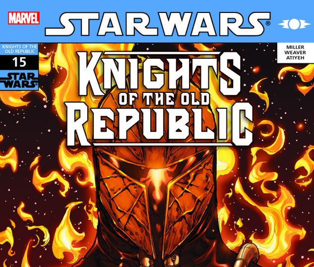 Star Wars: Knights Of The Old Republic (2006) #15