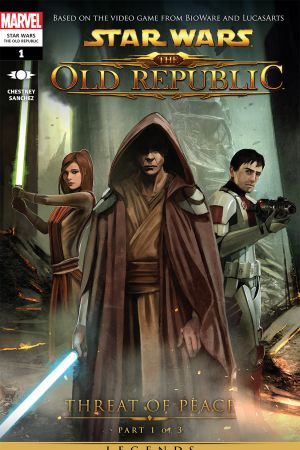 Star Wars: The Old Republic (2010) #1