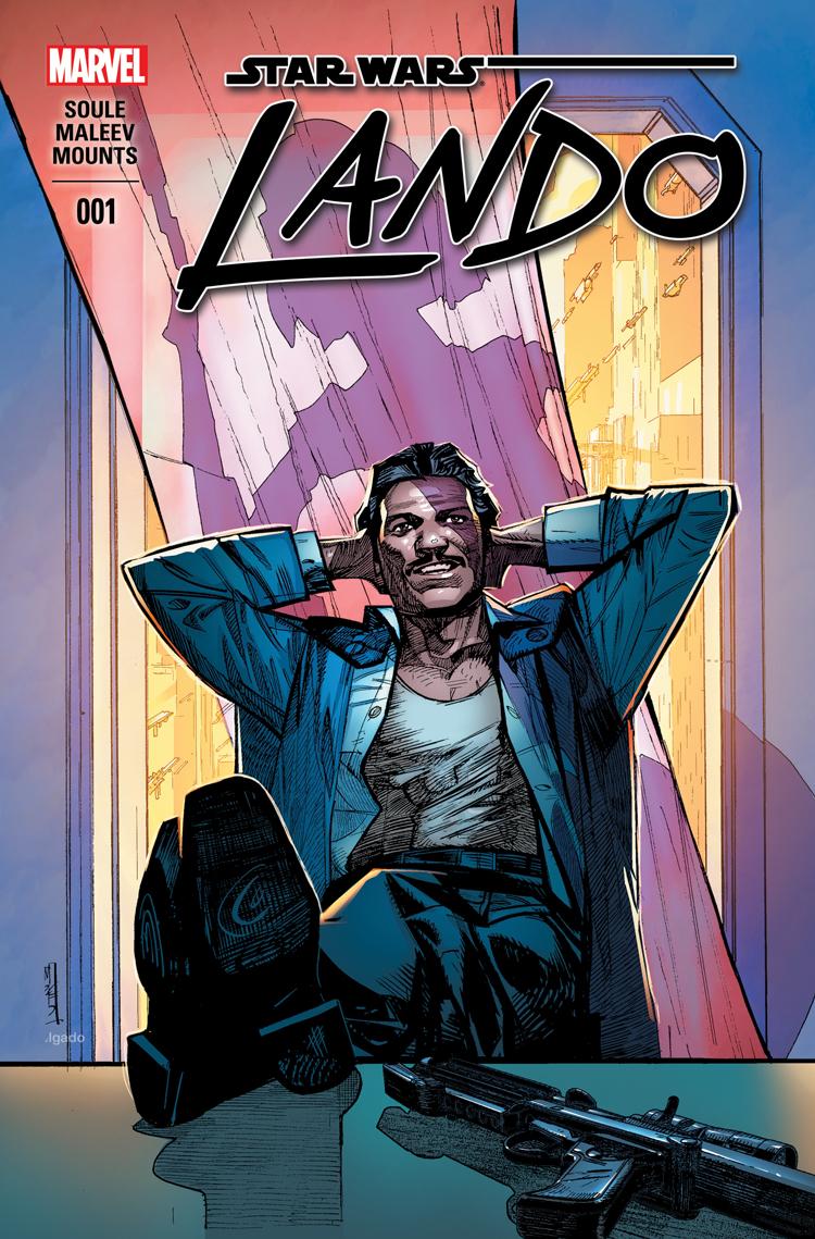 Lando (2015) #1